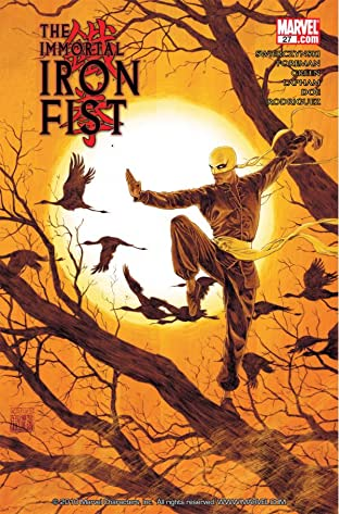 Immortal Iron Fist (2006-2009) #27