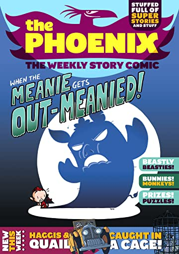 The Phoenix #64: The Weekly Story Comic