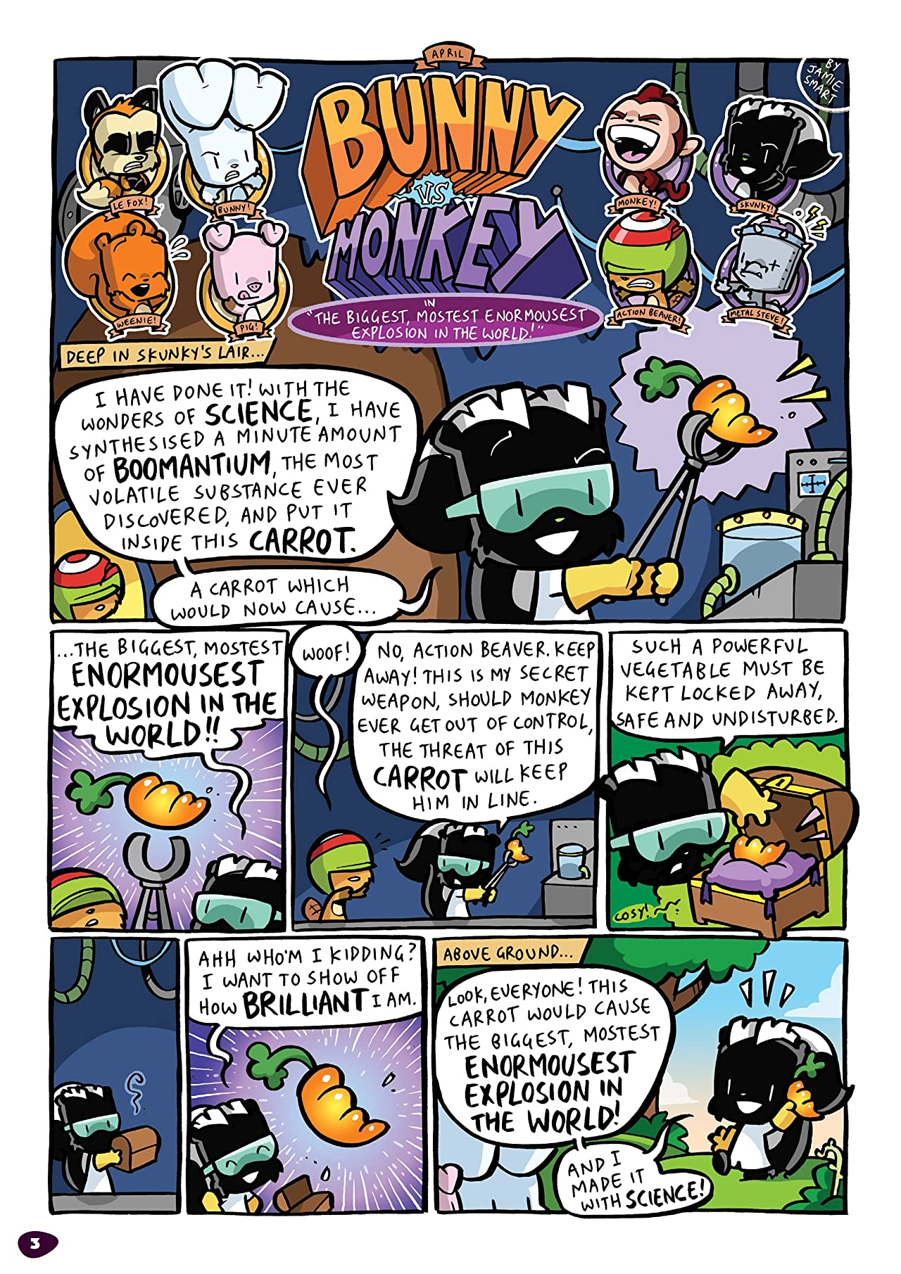 The Phoenix #66: The Weekly Story Comic