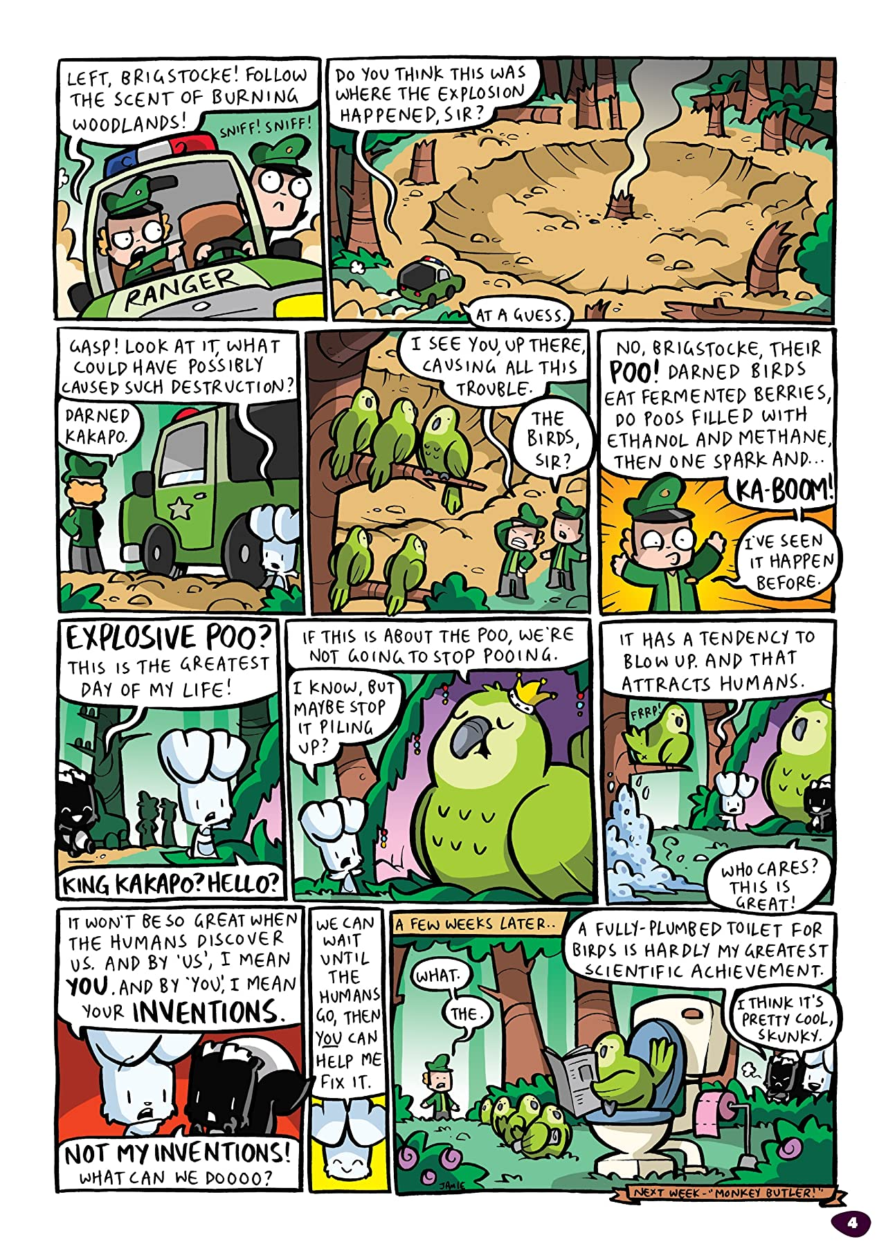 The Phoenix #68: The Weekly Story Comic