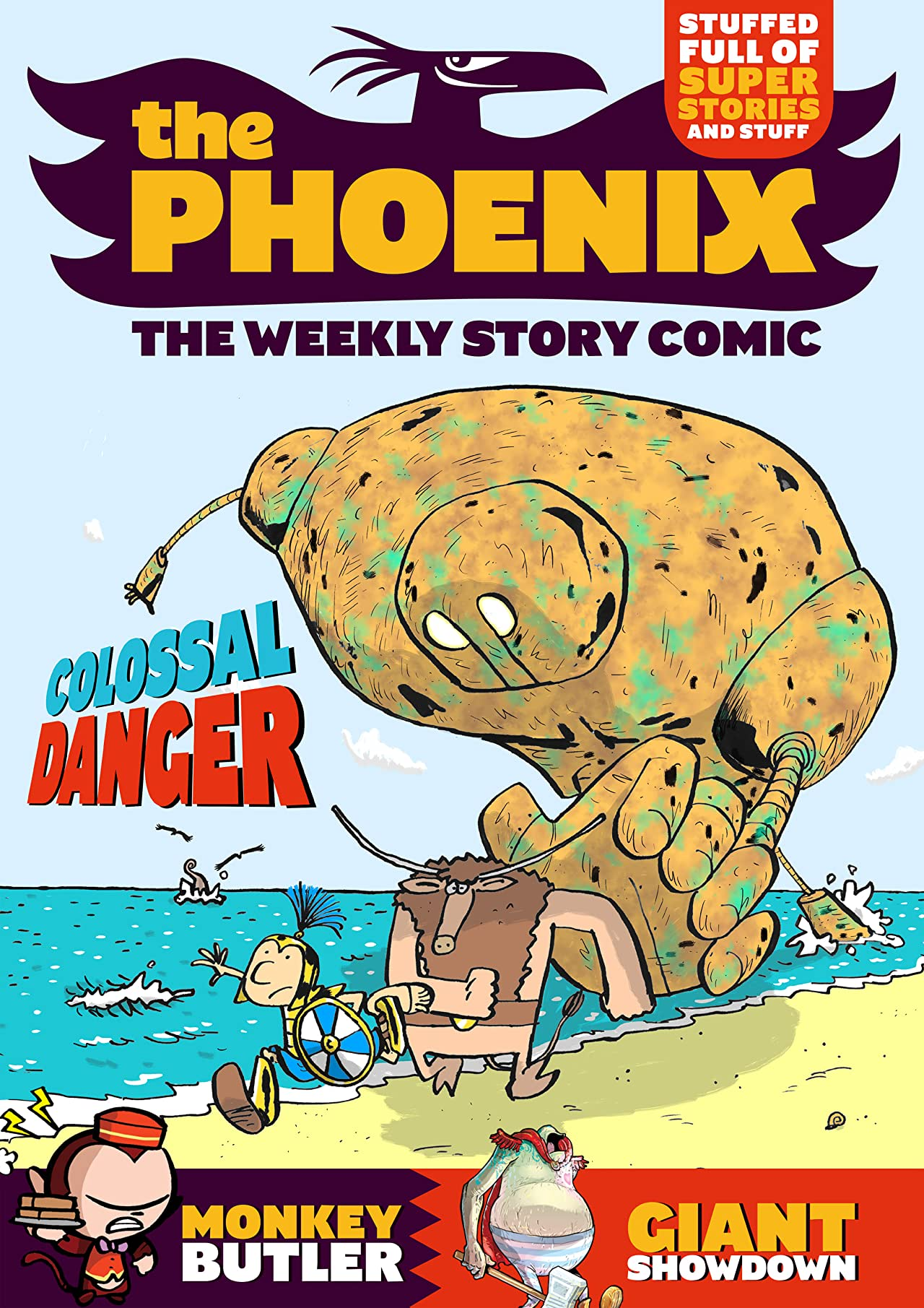 The Phoenix #69: The Weekly Story Comic