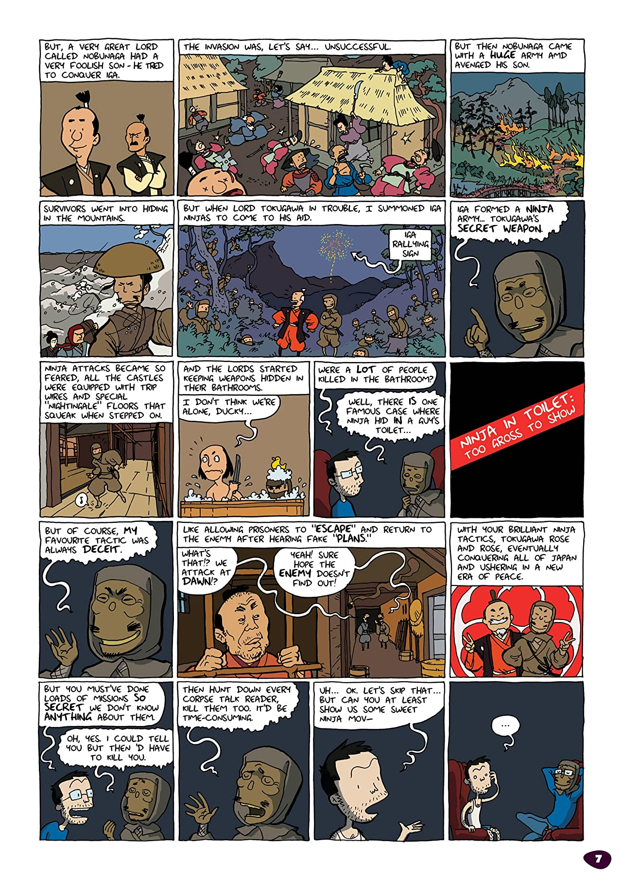 The Phoenix #75: The Weekly Story Comic