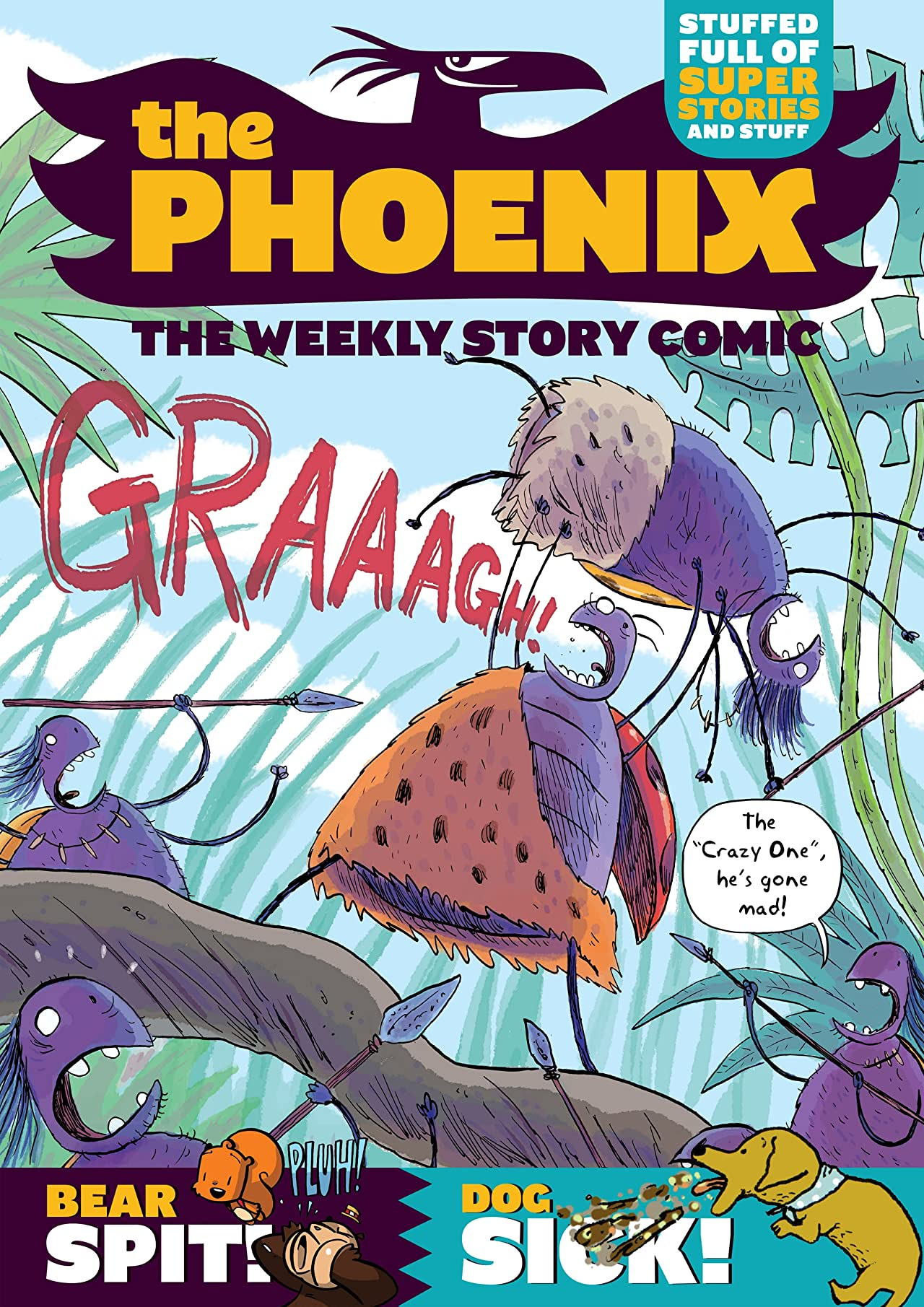 The Phoenix #77: The Weekly Story Comic