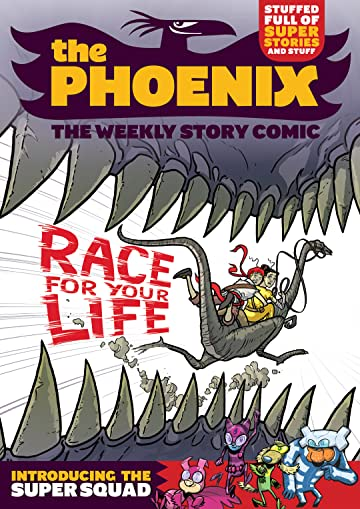 The Phoenix #79: The Weekly Story Comic