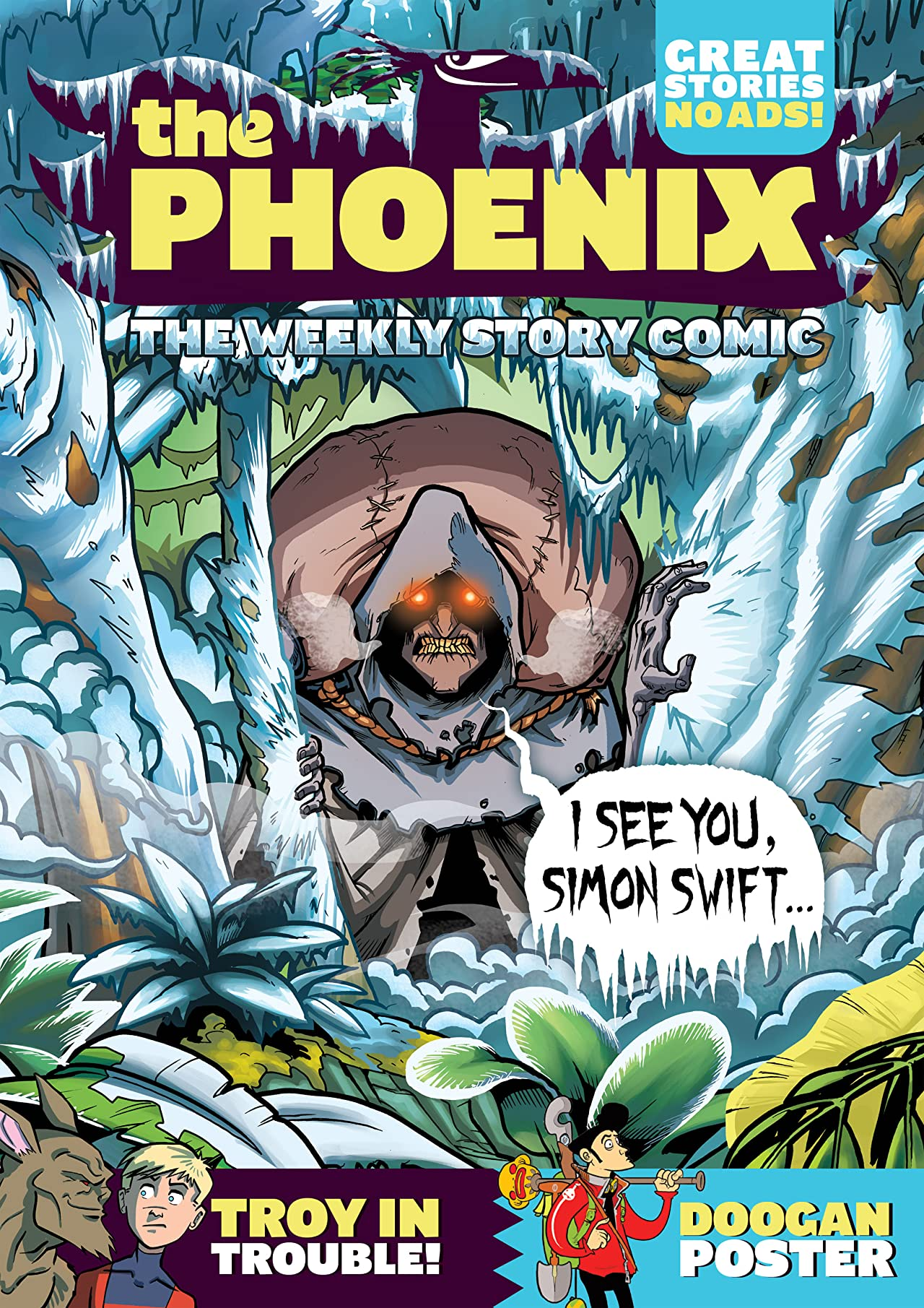 The Phoenix #80: The Weekly Story Comic