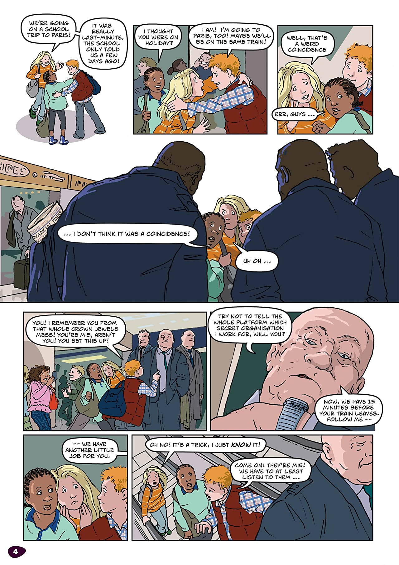 The Phoenix #83: The Weekly Story Comic