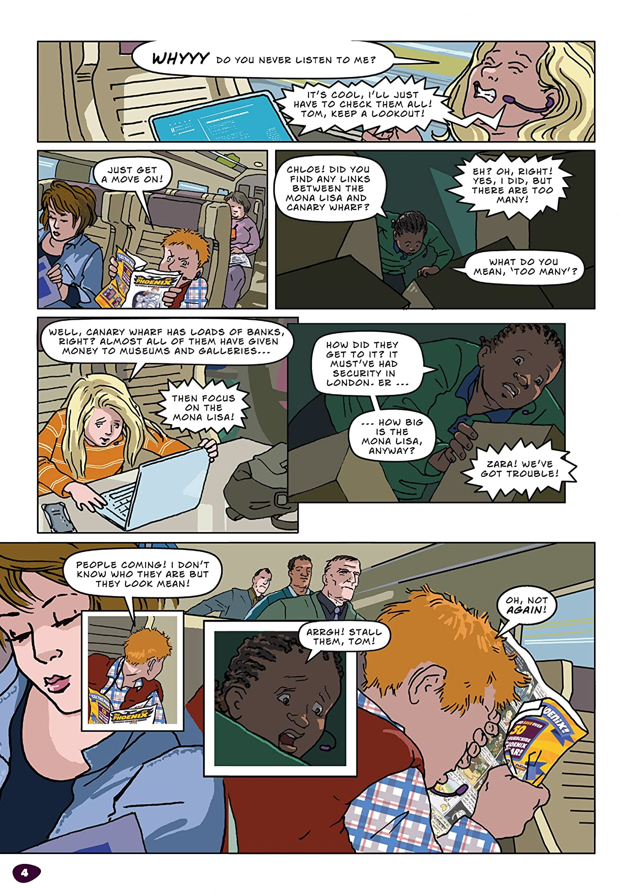 The Phoenix #85: The Weekly Story Comic