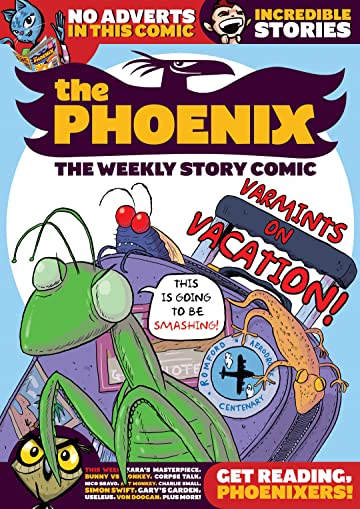 The Phoenix #87: The Weekly Story Comic