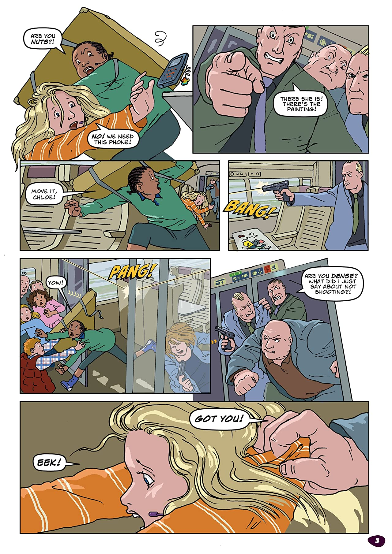 The Phoenix #89: The Weekly Story Comic