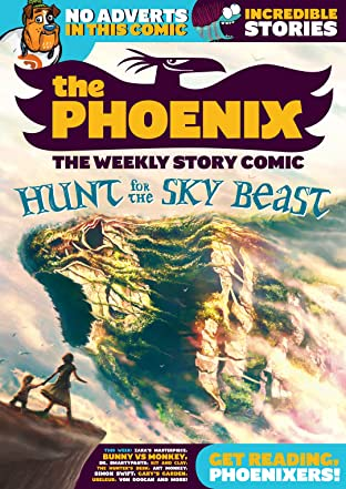 The Phoenix #91: The Weekly Story Comic