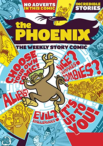 The Phoenix #93: The Weekly Story Comic