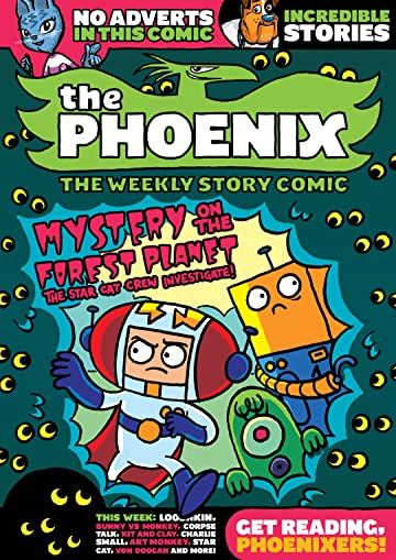 The Phoenix #94: The Weekly Story Comic
