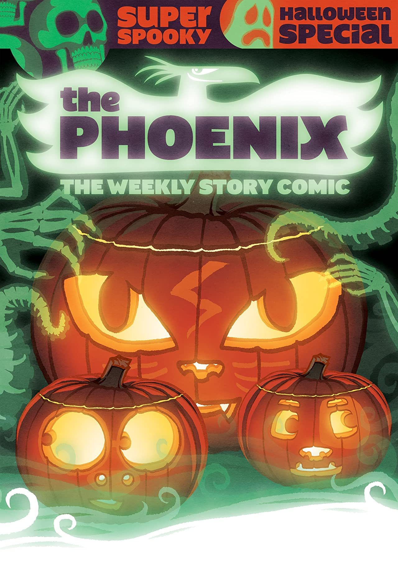 The Phoenix #95: The Weekly Story Comic