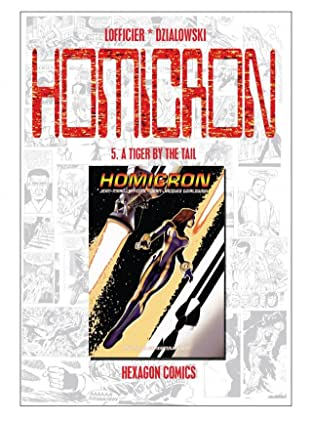 STRANGERS: HOMICRON Vol. 5: A Tiger by the Tail