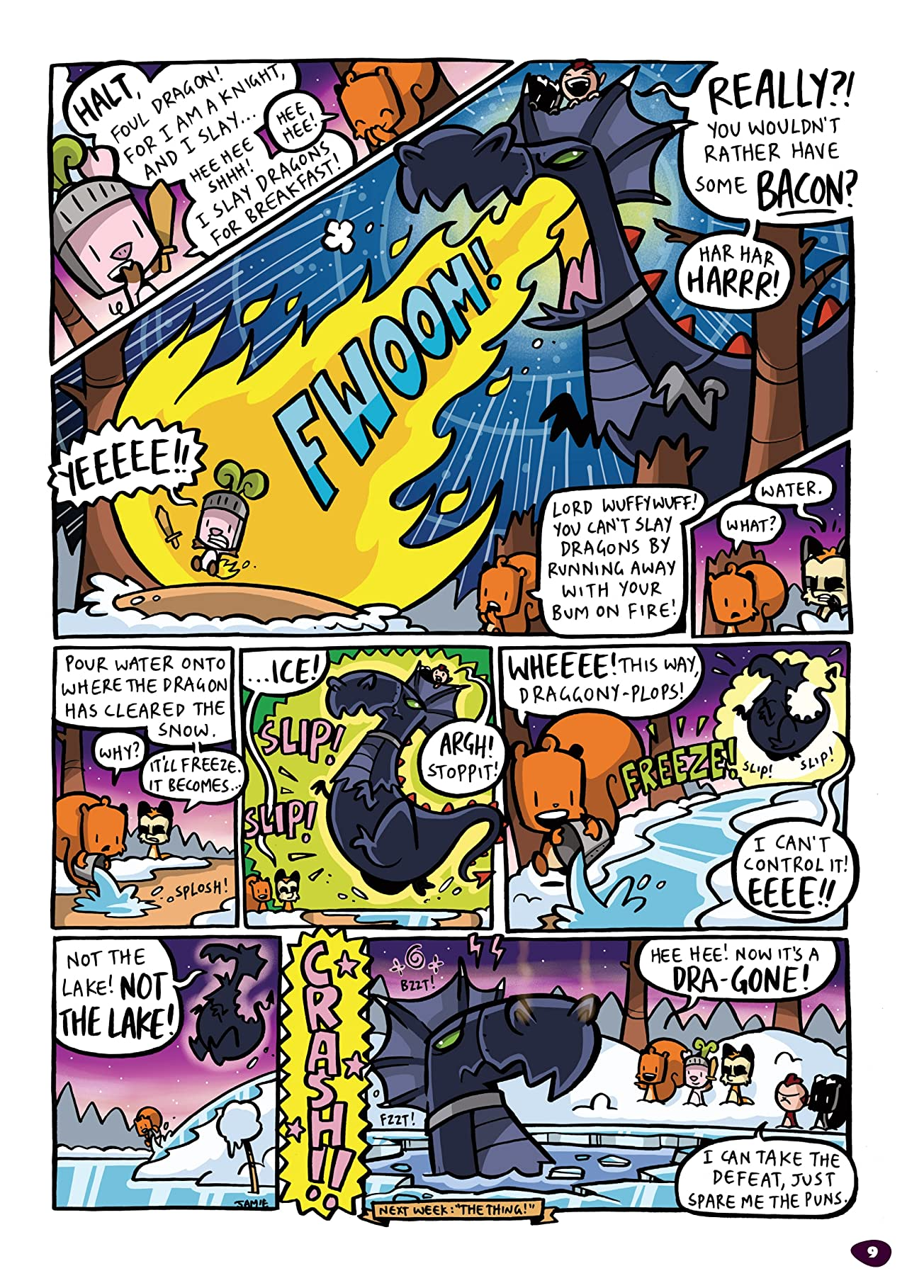 The Phoenix #97: The Weekly Story Comic