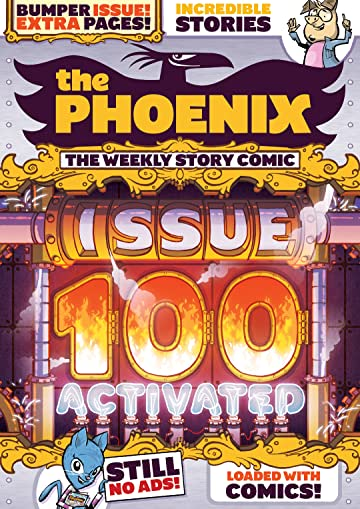 The Phoenix #100: The Weekly Story Comic