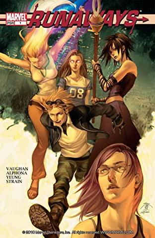 Runaways (2005-2008) #1