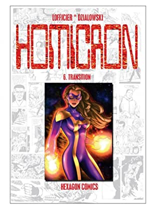 STRANGERS: HOMICRON Vol. 6: Transition!