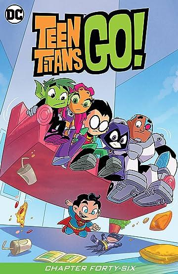 Teen Titans Go! (2013-) #46