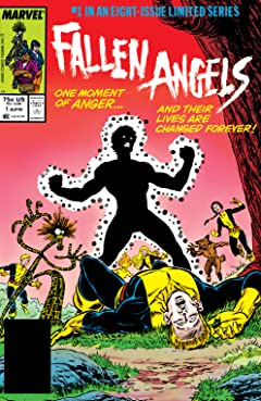 Fallen Angels (1987) #1 (of 8)