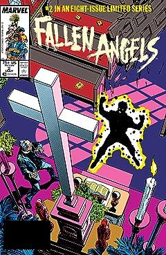 Fallen Angels (1987) #2 (of 8)
