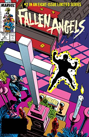 Fallen Angels (1987) #2 (of 8)