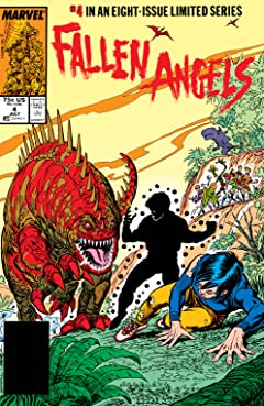 Fallen Angels (1987) #4 (of 8)