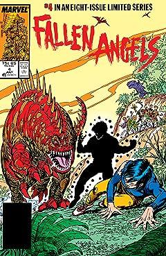 Fallen Angels (1987) #4 (of 8)