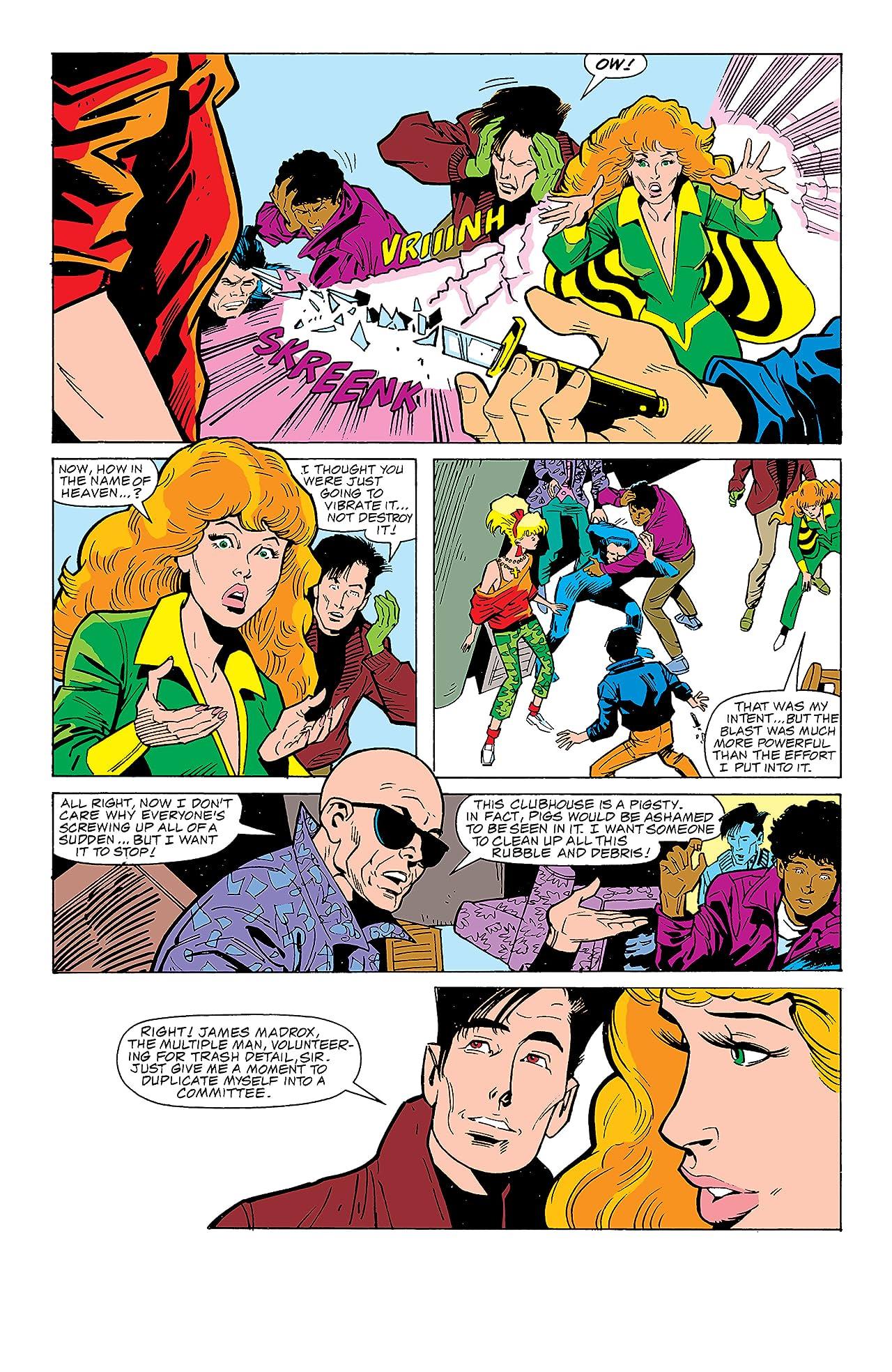 Fallen Angels (1987) #5 (of 8)