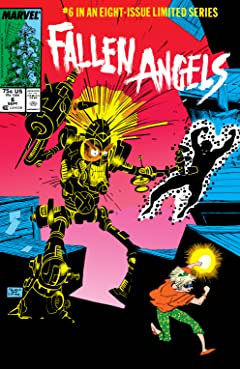 Fallen Angels (1987) #6 (of 8)