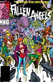 Fallen Angels (1987) #7 (of 8)