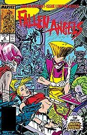 Fallen Angels (1987) #8 (of 8)