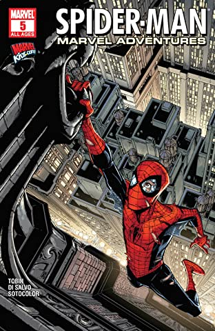 Marvel Adventures Spider-Man (2010-2012) #5