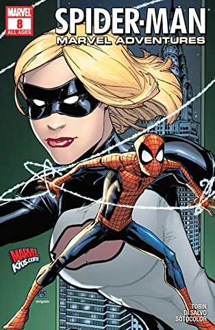 Marvel Adventures Spider-Man (2010-2012) #8