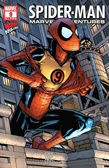 Marvel Adventures Spider-Man (2010-2012) #9