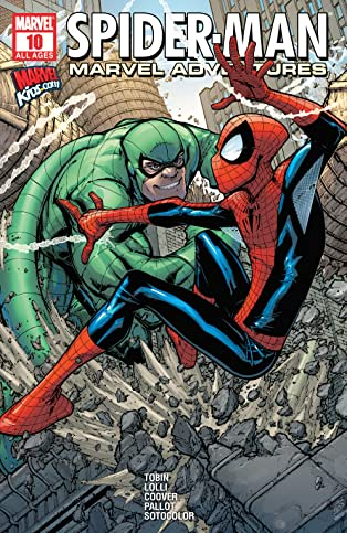 Marvel Adventures Spider-Man (2010-2012) #10