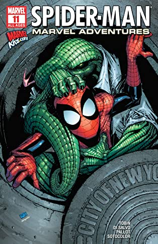 Marvel Adventures Spider-Man (2010-2012) #11