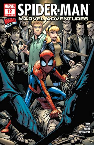 Marvel Adventures Spider-Man (2010-2012) #12
