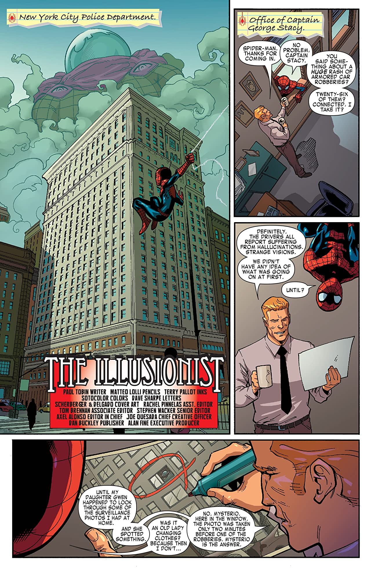 Marvel Adventures Spider-Man (2010-2012) #14