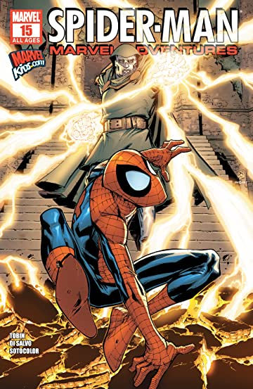 Marvel Adventures Spider-Man (2010-2012) #15