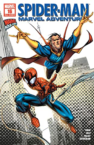 Marvel Adventures Spider-Man (2010-2012) #16