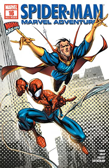 Marvel Adventures Spider-Man (2010-2012) No.16