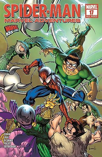 Marvel Adventures Spider-Man (2010-2012) No.17
