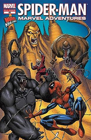 Marvel Adventures Spider-Man (2010-2012) #20