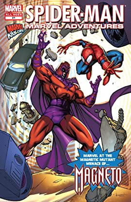 Marvel Adventures Spider-Man (2010-2012) #21