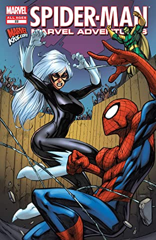 Marvel Adventures Spider-Man (2010-2012) #22