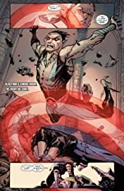 Namor: The First Mutant (2010-2011) Annual #1