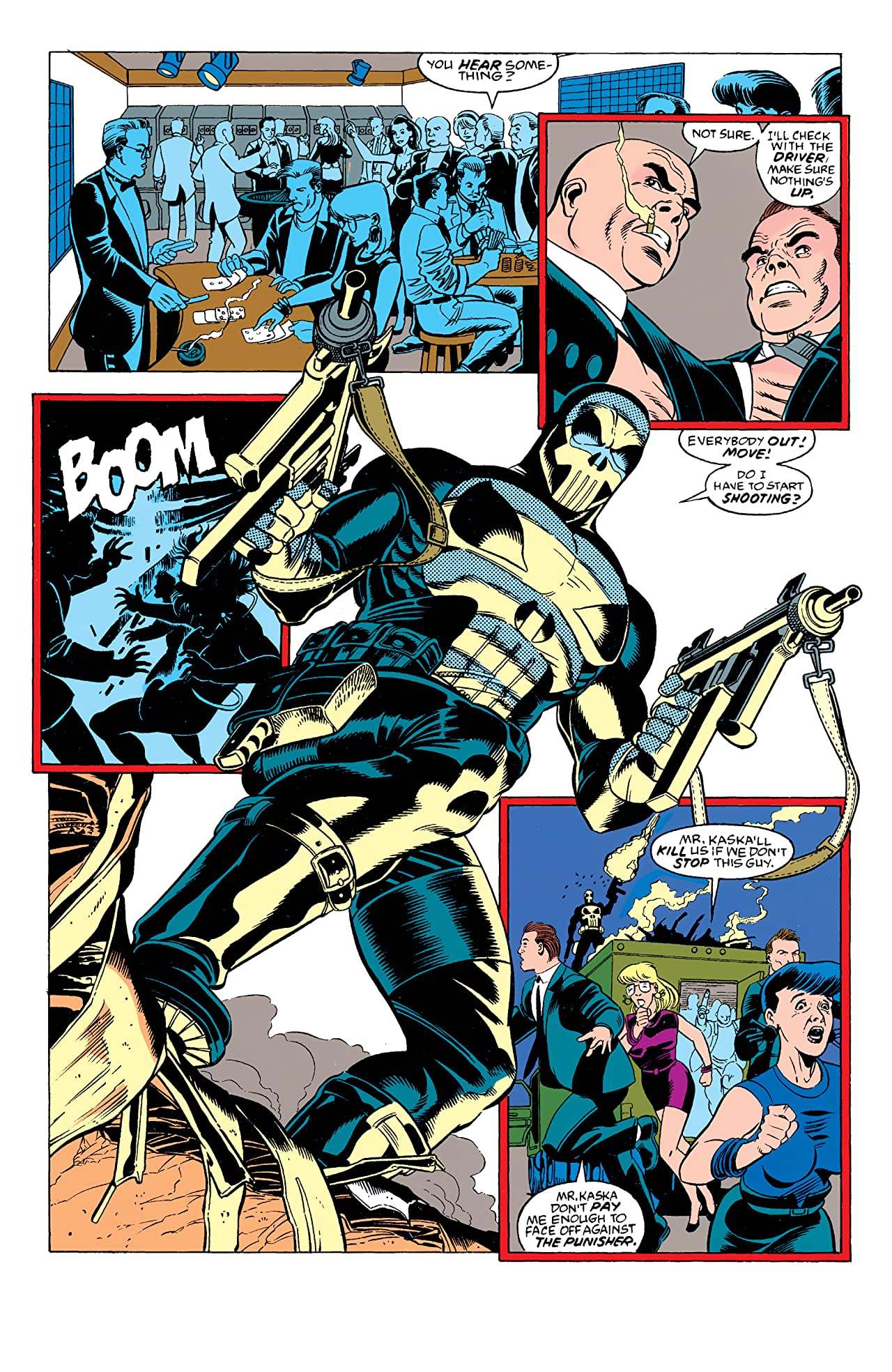The Punisher (1987-1995) #87