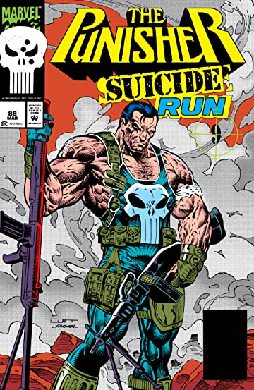 The Punisher (1987-1995) #88
