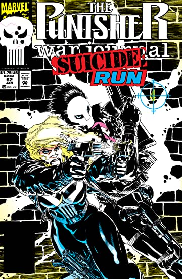 Punisher War Journal (1988-1995) #62